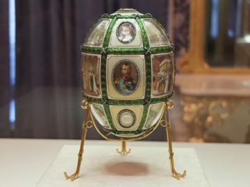 FABERGÉ MUSEUM พิพิธภัณฑ์ที่เก็บไข่อีสเตอร์ของราชวงศ์โรมานอฟ