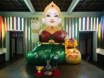 ถอดรหัสใน 'ถอดรหัสไทย' นิทรรศการถาวรชุดใหม่ของมิวเซียมสยาม ที่เล่าความเป็นไทยผ่านแนวคิด 'หลากหลายคือไทยแท้'