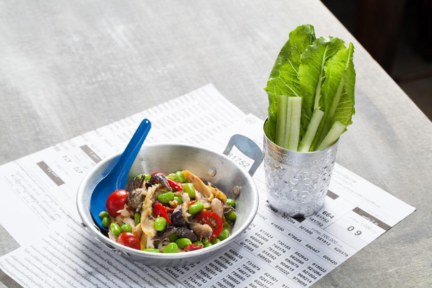 อาหารไทยฟิวชัน