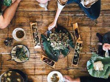 หินลาดใน หมู่บ้านเล็กๆ กลางป่าที่ได้ชื่อว่ามีวัตถุดิบทางอาหารที่สมบูรณ์ที่สุดในประเทศ
