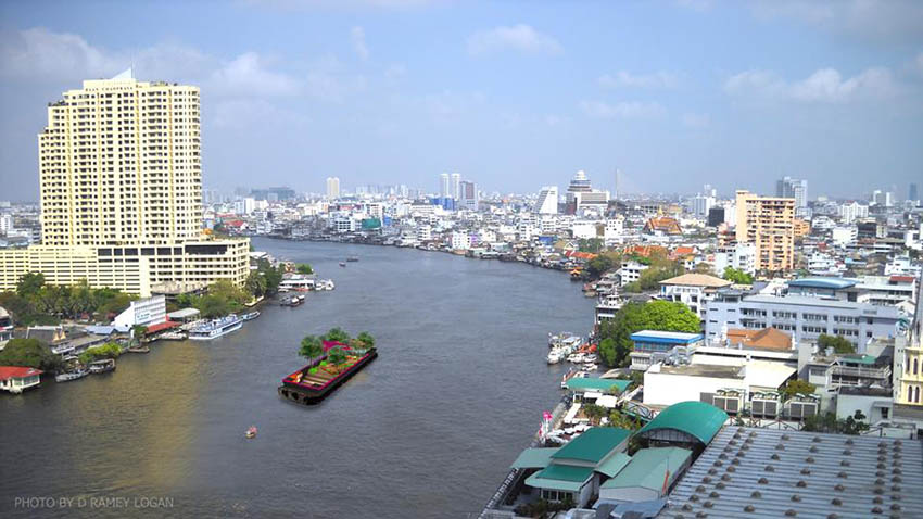 Bangkok Floating Park
