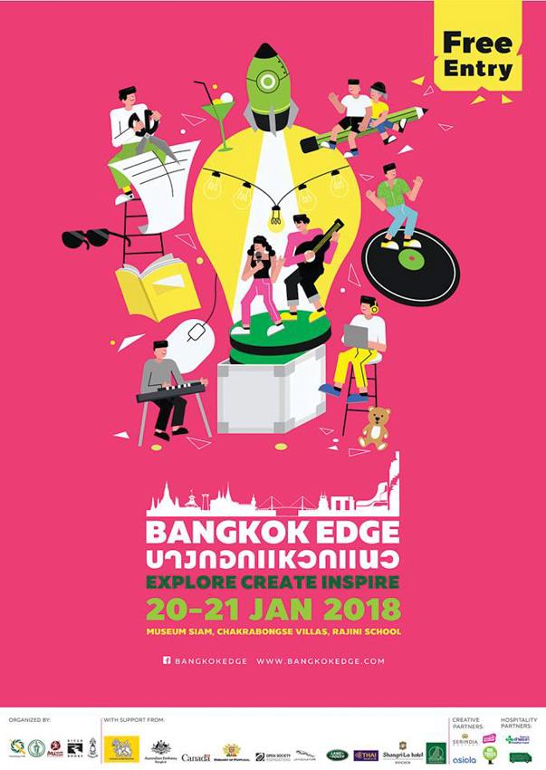 BangkokEgde Festival 2018