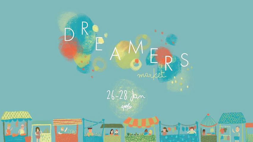 Dreamers Market by YELO