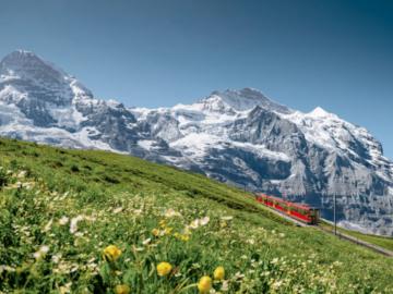 Jungfrau Railway : ไอเดียสร้างสรรค์ที่ทำให้การนั่งรถไฟขึ้นยอดเขายุงเฟราไม่ได้มีดีแค่วิว
