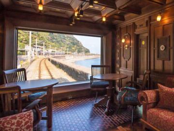 รถไฟ 7 ดาวแห่งคิวชู ที่ทำให้ช่างฝีมือทั่วคิวชูได้อวดของดีประจำท้องถิ่น