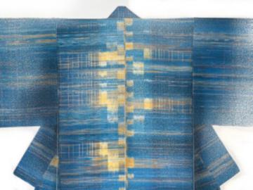 เมื่อศิลปินแห่งชาติสาขาการย้อมผ้าของญี่ปุ่น เริ่มต้นทำแบรนด์ของตัวเองในวัย 93