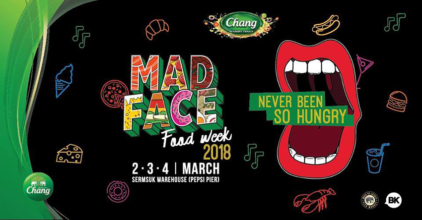Mad Face Food Week 2018