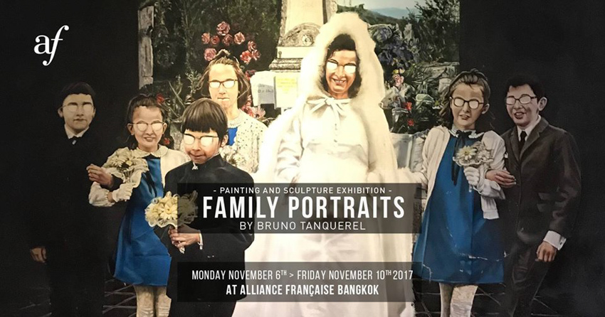 Family Portraits, by Bruno Tanquerel