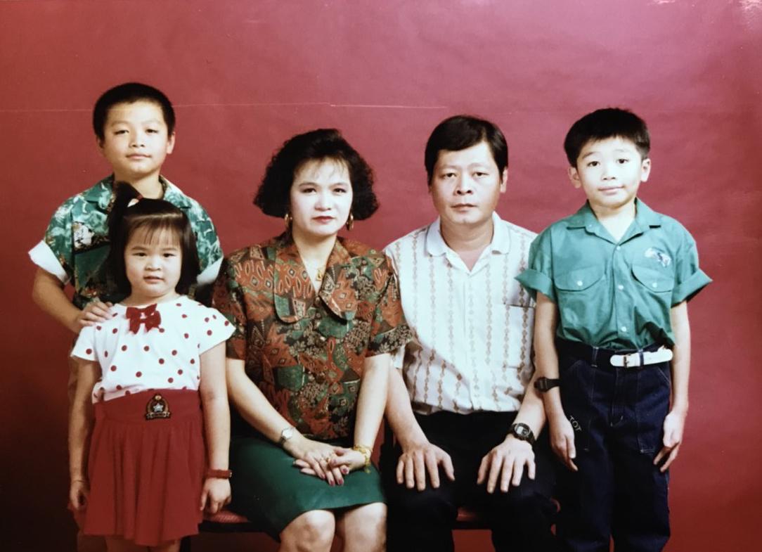 ครอบครัววิทยสัมฤทธิ์