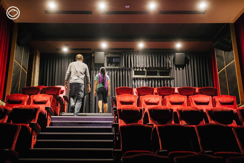 Cinema Oasis