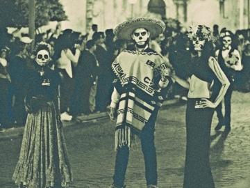 Dia de los Muertos พิธีเก่าแก่ของเม็กซิโกที่ทำให้คนเป็นได้ 'หยอกล้อ' กับ 'ความตาย'