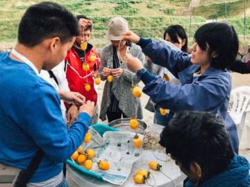 We Feed The Planet : เมื่อเชฟไทยไปเวิร์กช็อปคิดเปลี่ยนโลกด้วยอาหารที่ญี่ปุ่น