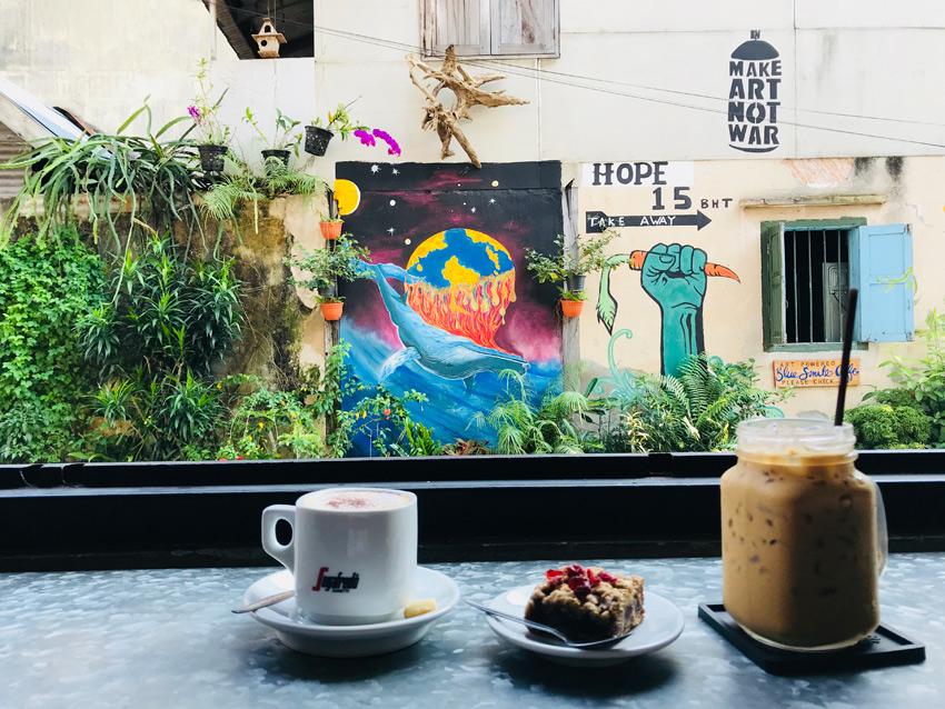 Blue Smile Café