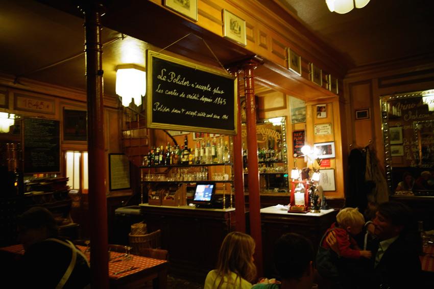 Crémerie-Restaurant Polidor