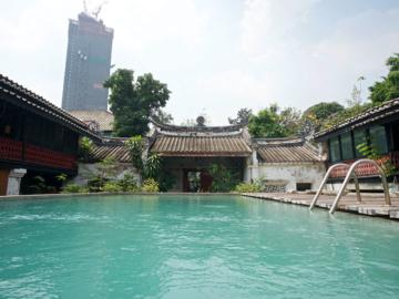 จากคฤหาสน์แบบจีนโบราณสู่โรงเรียนสอนดำน้ำกลางเมืองเก่า ที่ยังคงคุณค่าของคำว่า 'บ้าน'