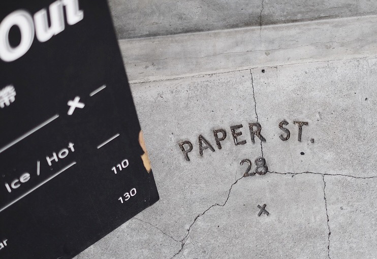 Paper St. Coffee Company