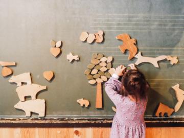 อาคารเรียนญี่ปุ่นที่ถูกแปลงโฉมเป็นพิพิธภัณฑ์ของเล่นสำหรับเด็กและผู้สูงอายุ