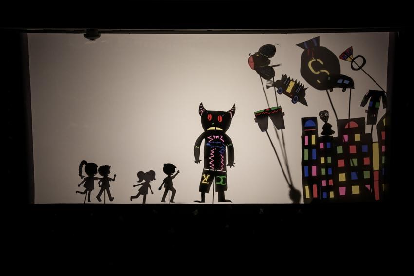 หุ่นเงา