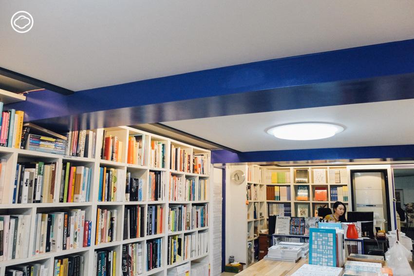 ร้านหนังสือ, โซล เกาหลีใต้