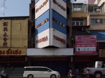เคล็ดการออกแบบป้ายโฆษณาอาคารพาณิชย์ ให้อาคารนั้นอยู่ก็ได้ ขายของก็ดี