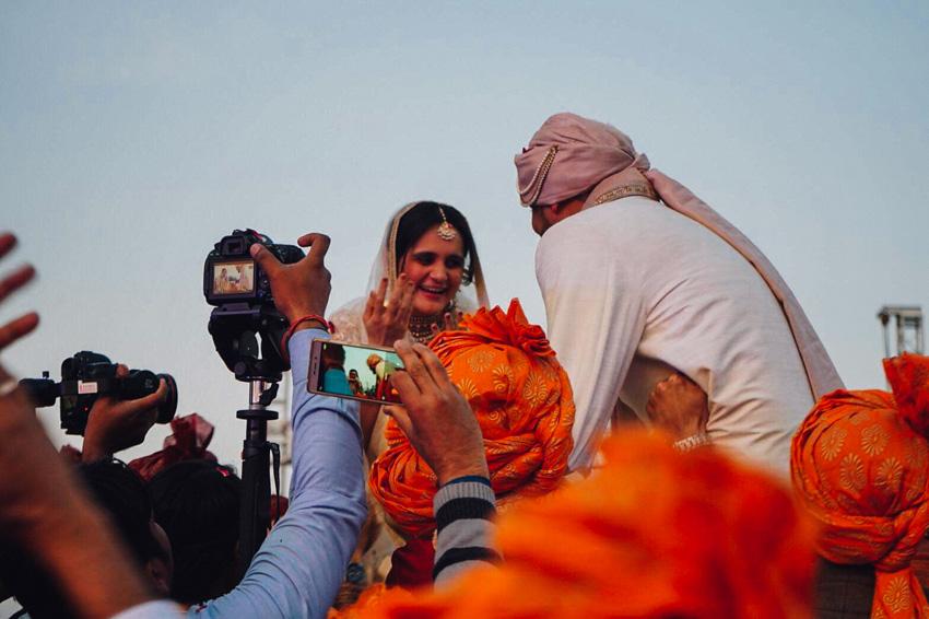 งานแต่งงานอินเดีย