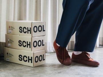 Rompboy School แบรนด์รองเท้านักเรียนที่ถูกระเบียบ เท่ และใครๆ ก็ใส่ได้