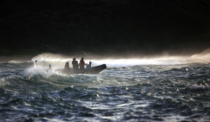 ล่องเรือ