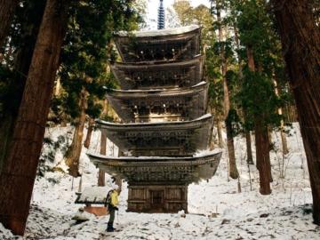 เส้นทางการแสวงบุญบนภูเขาศักดิ์สิทธิ์ประจำเมืองออนเซ็นโบราณอายุ 1,400 ปีของญี่ปุ่น