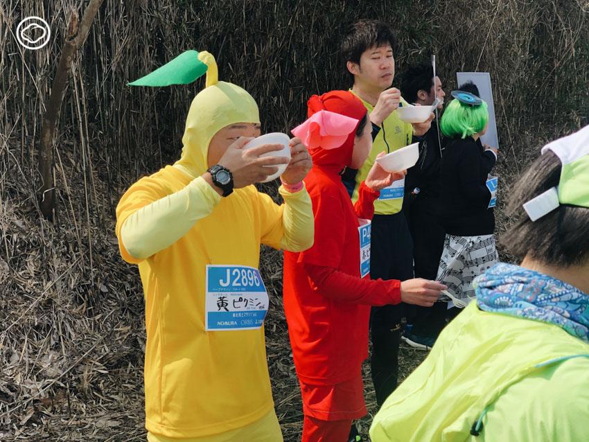 Tohoku Food Marathon