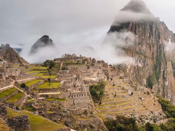 ตามรอยเท้าชาวพื้นเมืองสู่ Machu Picchu เมืองอายุนับพันปีที่สาบสูญแห่งอาณาจักรอินคา