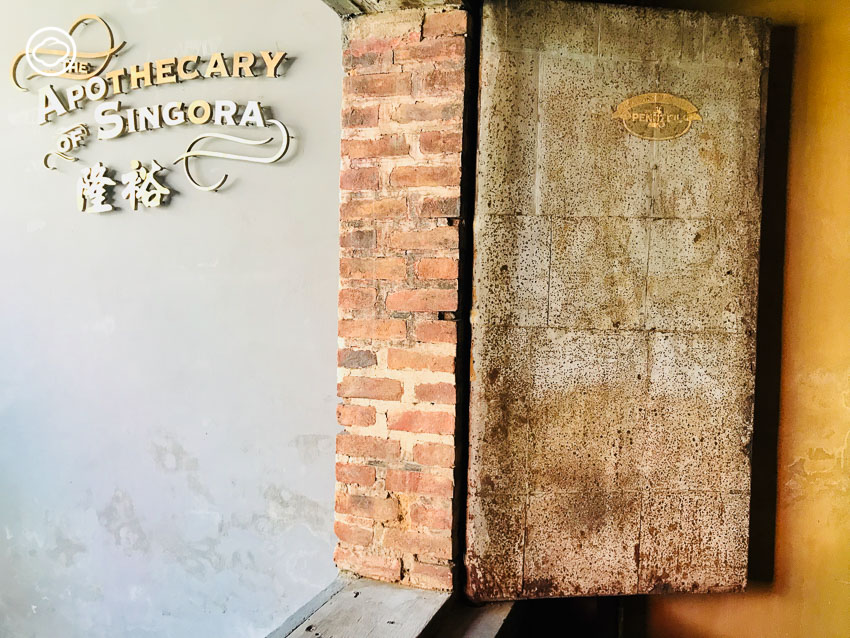 The Apothecary of Singora