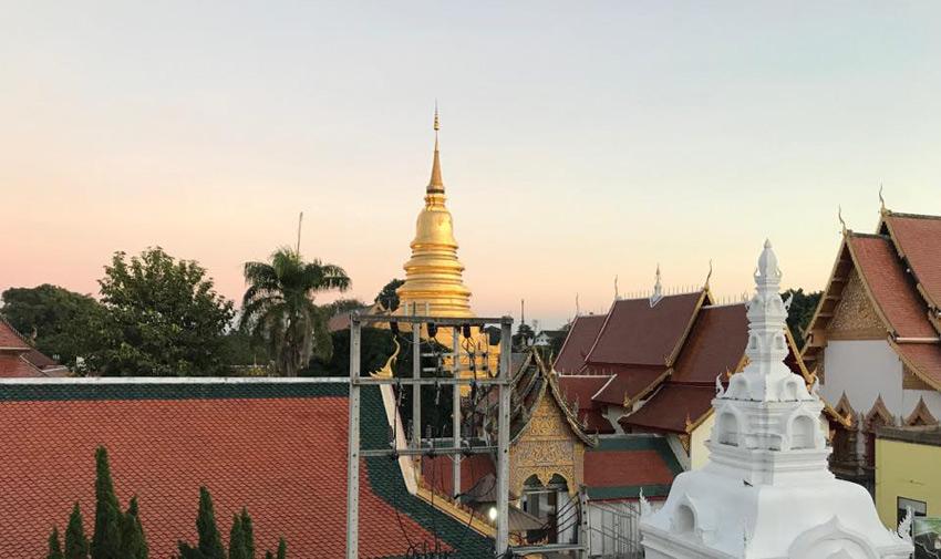 Temple House : จากตึกเก่าสู่คาเฟ่และแกลเลอรี่ที่ตั้งใจชุบชีวิตเมืองลำพูนด้วยเสน่ห์ท้องถิ่น