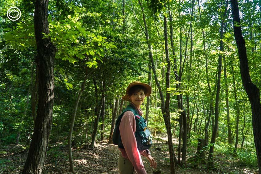 ฟังเสียงป่า เรียนรู้การอยู่กับธรรมชาติ ในดินแดนที่ป่าอุดมสมบูรณ์อันดับต้นๆ ของโลก