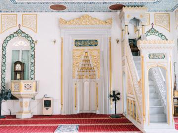Walk with The Cloud 07 : Islamic Art