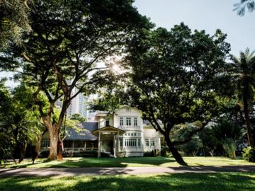 เยี่ยมสถานทูตเนเธอร์แลนด์ ดูบ้านเก่ากว่า 100 ปี บนพื้นที่สีเขียวเกือบ 20 ไร่