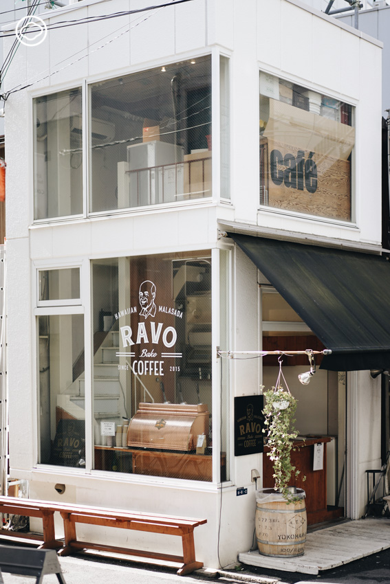 Ravo Bake Coffee