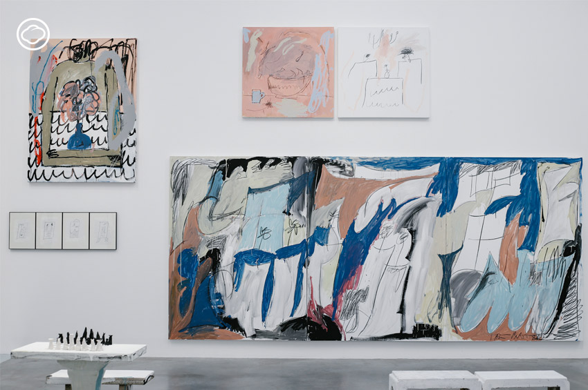 คุยกับ เต้ ภาวิต ศิลปินลายเส้นดิบ+ดี ถึงนิทรรศการล่าสุดที่ชื่อ 'Afternoon Person'