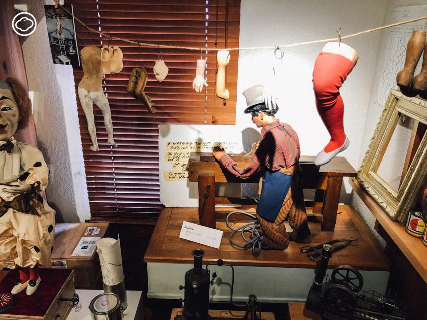 Nosaka Automata Museum