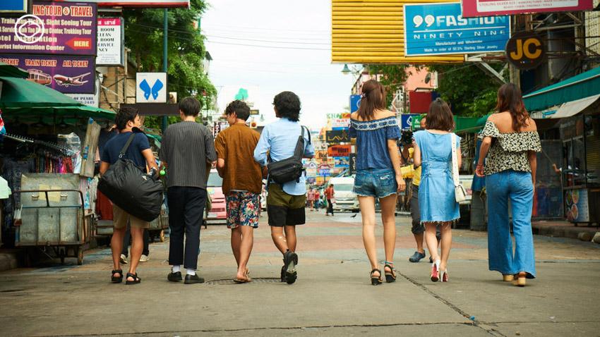 Ainori Love Wagon : เรียลิตี้ญี่ปุ่นที่พาหนุ่มสาวเดินทางด้วยกันทั่วโลก