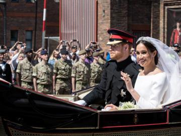คุยกับช่างภาพไทยที่เดินทางไปเก็บภาพงานพิธีเสกสมรสของเจ้าชายแฮร์รี่และเมแกน มาร์เคิล