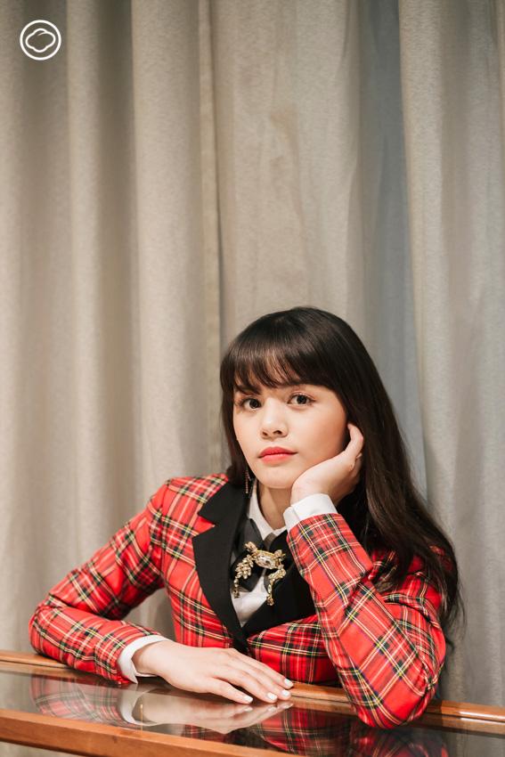 บทสัมภาษณ์ครั้งแรกของ สร-ชลนสร สัจจกุล คนไทยคนเดียวใน CLC เกิร์ลกรุ๊ปจากเกาหลี