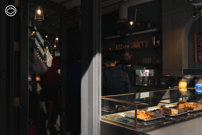 5 คาเฟ่ในลอนดอนที่แนะนำโดย 5 ผู้คร่ำหวอดของวงการกาแฟ