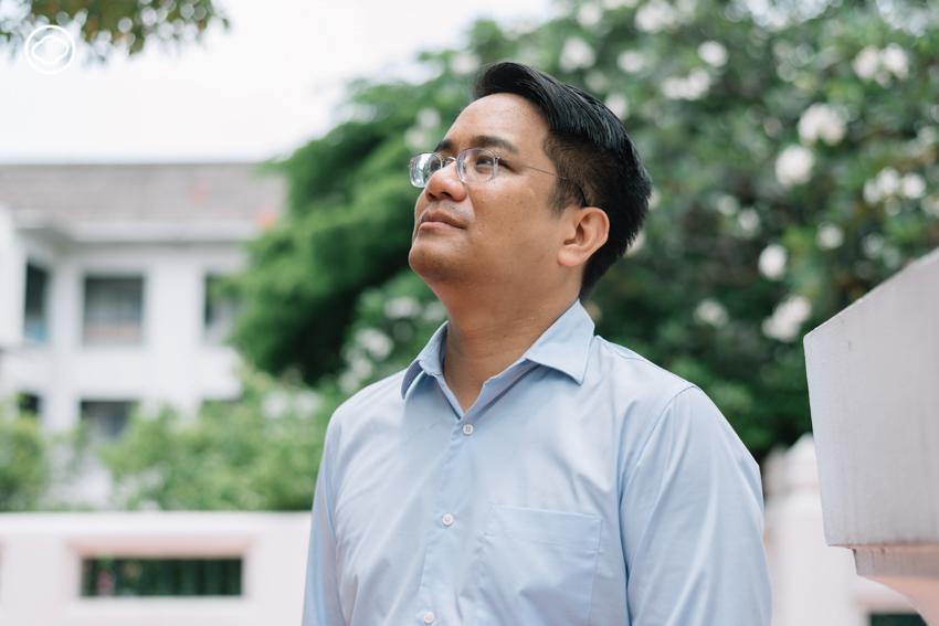 ผศ.ดร.พีรศรี โพวาทอง อาจารย์ประจำคณะสถาปัตยกรรมศาสตร์ จุฬาฯ ผู้เชี่ยวชาญเรื่องอาคารโบราณ