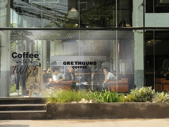 จิบเรื่องราวความยั่งยืนใน Greyhound Blend กาแฟออร์แกนิกเพื่อสังคมสุดเท่จากเกรฮาวด์