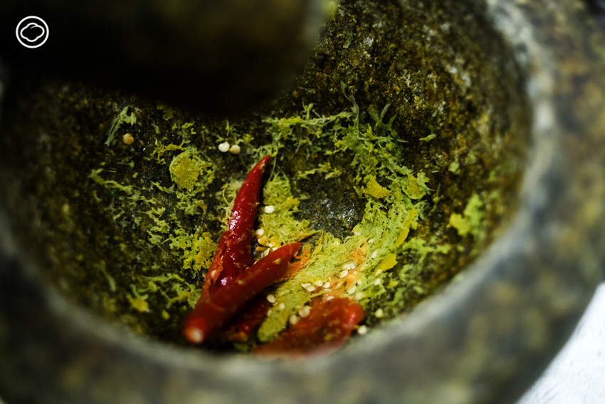 น้ำพริกสด สำรับอาหารคลีนอย่างไทยที่ดีที่สุดในยุคนี้