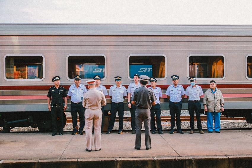 การเดินทางบนทางรถไฟหนึ่งเดียวของประเทศลาวที่มีความยาวแค่ 3.5 กม.