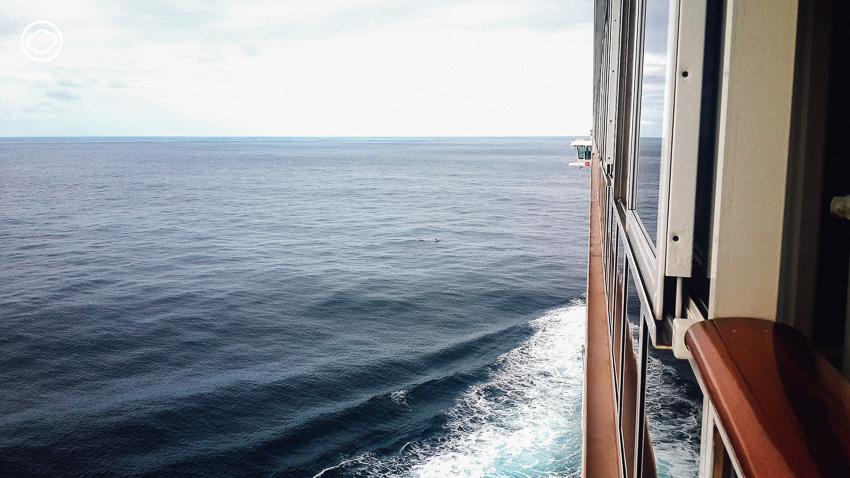 บันทึกของนักร้องบนเรือยอชต์ ที่ล่องเรือเที่ยวจากโครเอเชียถึงสเปน