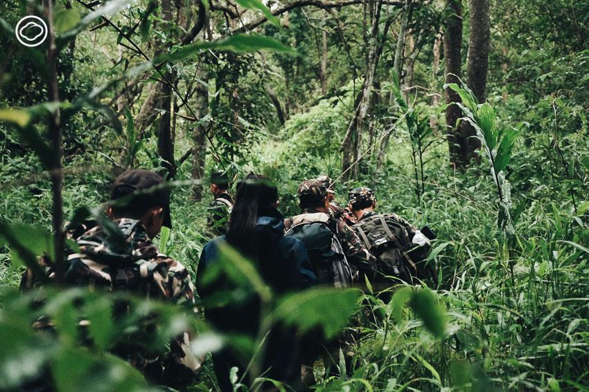 เข้าป่าหน้าฝนกับหัวหน้าวิเชียร ไปสัมผัสชีวิต 'เจ้าหน้าที่พิทักษ์ป่า' แห่งทุ่งใหญ่ฯ ตะวันตก