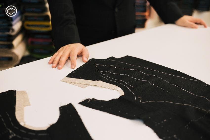 Azzurro แบรนด์ร้านสูททำมือดั้งเดิมแบบอิตาเลียน ที่เข้าใจการสร้างสัดส่วนให้เหมาะสมกับผู้สวมใส่
