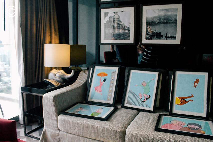 เช็กอินโรงแรมใจกลางเมือง คุยกับ วรทิตย์ เครือวาณิชกิจ เรื่องเบื้องหลังงาน Hotel Art Fair 2018
